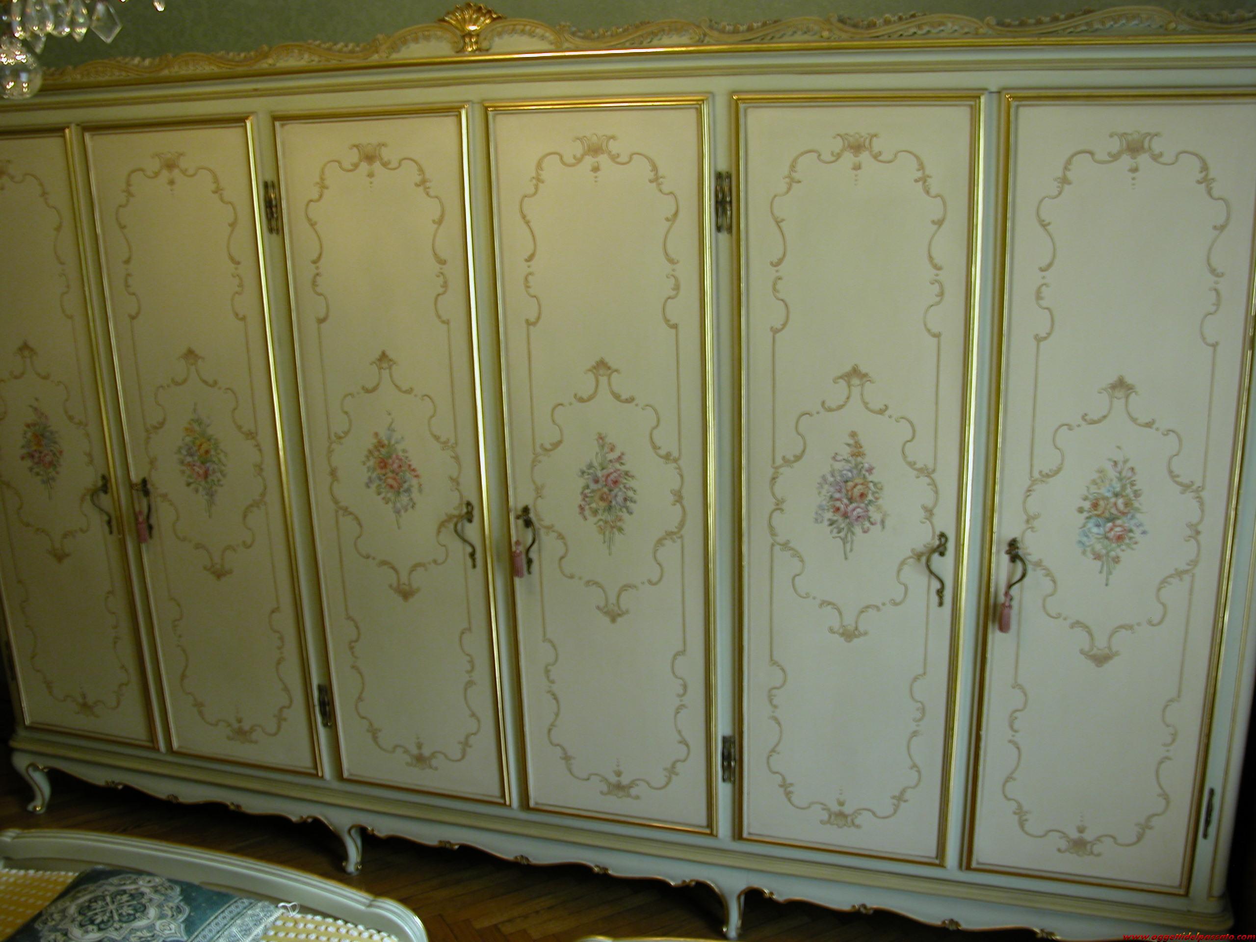 stile barocco veneziano stile barocco veneziano camera da letto ...